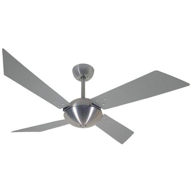 Oferta de Ventilador de Teto 4 Pás Volare por R$749,9