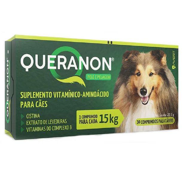 Oferta de Queranon 15kg 30 Comprimidos - Avert por R$57,99