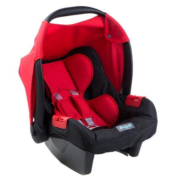 Oferta de Bebê Conforto Touring Evolution SE Vermelho 0 à 13Kg - Burigotto por R$1599