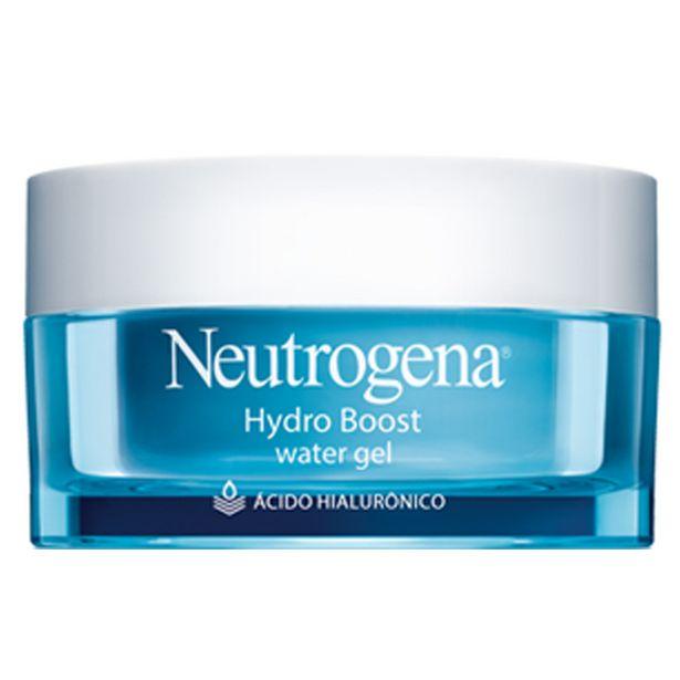 Oferta de Hidratante Facial Neutrogena Hydro Boost Water Gel 50g por R$59,94