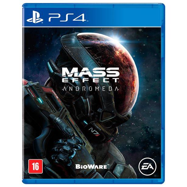 Oferta de Jogo Mass Effect: Andromeda Para Playstation 4 (PS4) - Bioware por R$89,9