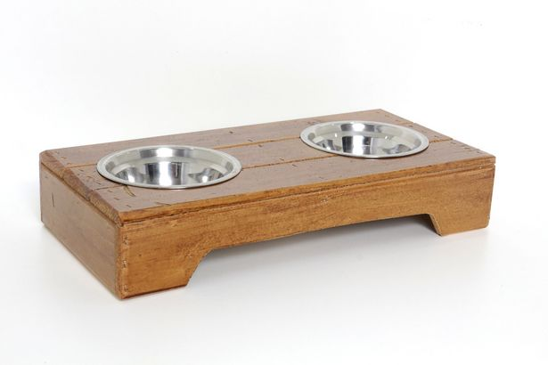 Oferta de Comedouro Pet HG - Modelo 2 - Pequeno por R$64,9