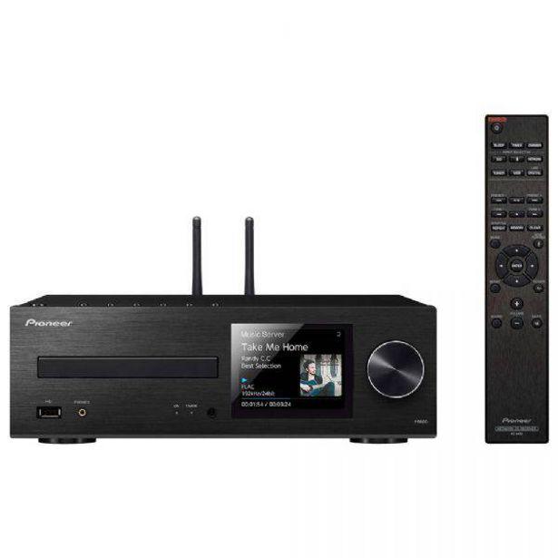 Oferta de Receiver Pioneer XCHM86, 65W, Bluetooth, Wi-Fi por R$15999,9
