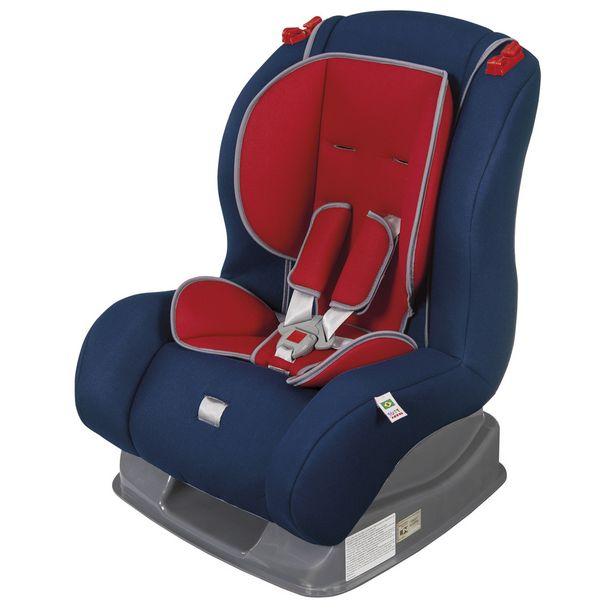 Oferta de Cadeira Para Auto Atlantis 9 A 25 Kg Azul Marinho e Vermelho - Tutti Baby por R$419,9