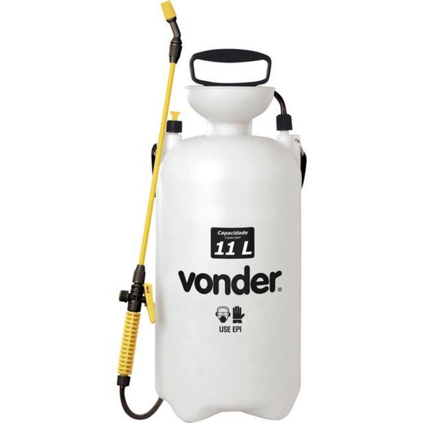Oferta de Pulverizador Lateral 11 Litros - PL 011 - Vonder por R$219,9