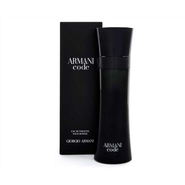 Oferta de Perfume Masculino Giorgio Armani Armani Code EDT - 125ml por R$409