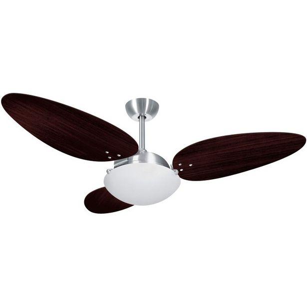 Oferta de Ventilador de Teto 3 Pás Volare por R$859,9