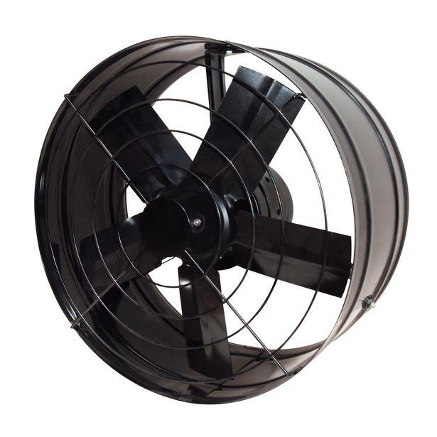 Oferta de Exaustor Industrial JL Colombo 40cm Com 95W 1750Rpm Preto por R$247,16