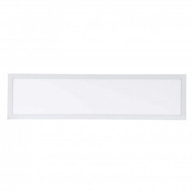 Oferta de Painel Em LED de Embutir Retangular Blumenau 4000K Luz Branco Natural por R$289,9