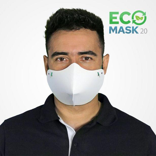 Oferta de Máscara Descartável 100 Unidades Com Elástico Papel Especial por R$199,9