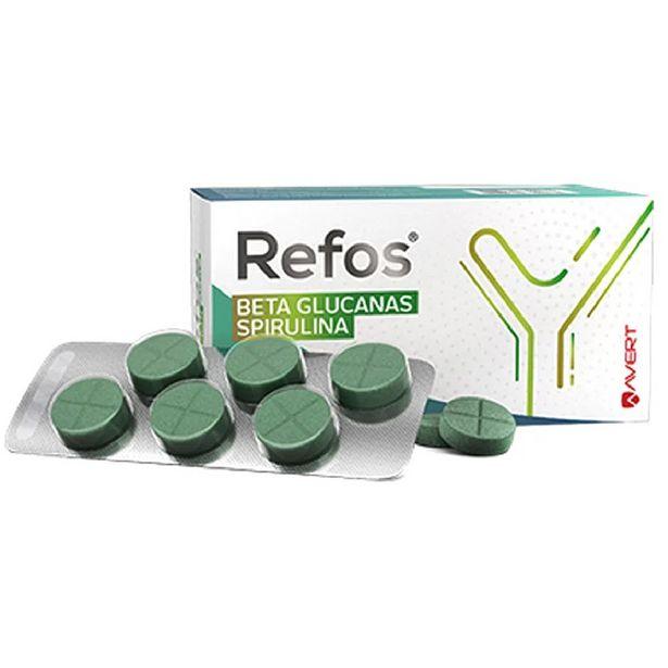 Oferta de Refos 36g 30 Comprimidos - Avert por R$55,99
