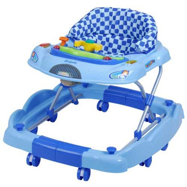 Oferta de Andador Baby Coupe Azul - Burigotto por R$399