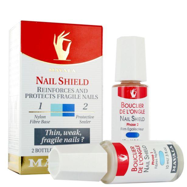 Oferta de Nail Shield Mavala - Proteção Mecânica Para As Unhas 10ml por R$99,9
