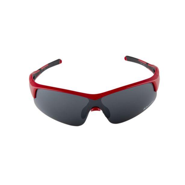 Oferta de Óculos de Sol Khatto Mask Esportivo Vermelho por R$119,9