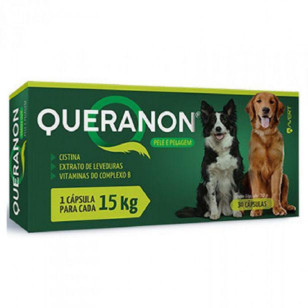 Oferta de Queranon 15kg 30 Cápsulas - Avert por R$55,99