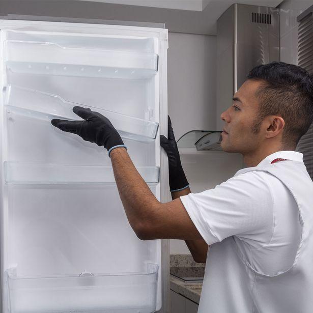 Oferta de Instalação de Refrigerador por R$179