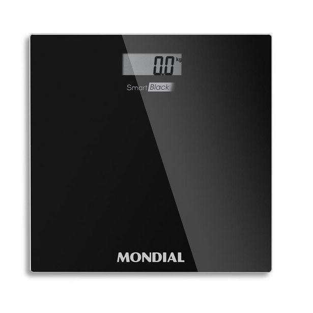 Oferta de Balança Digital Smart Mondial Preta BL-05 por R$87,9