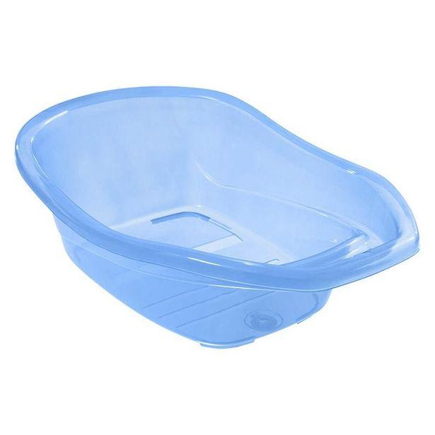 Oferta de Banheira Universal Leitosa Tutti Baby - Azul/Bebê por R$36,9