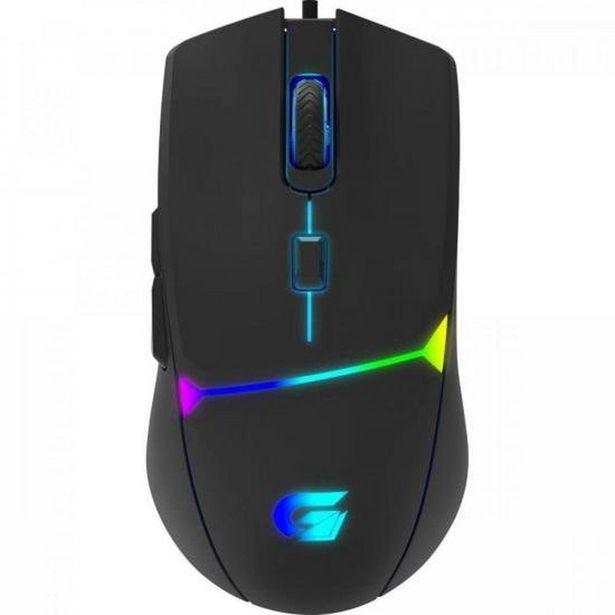 Oferta de Mouse Gamer CRUSADER RGB 7200DPI Preto FORTREK G por R$79,9