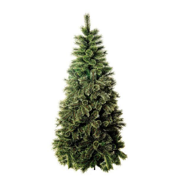 Oferta de Árvore De Natal Com Galhos Cashmare 210Cm 794 Hastes por R$2199,9