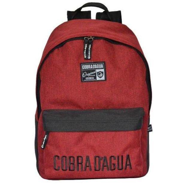 Oferta de Mochila de Costa Cobra D'água Vermelha CDM185903 por R$77,82