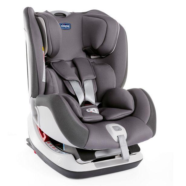 Oferta de Cadeira Auto Seat-up 012 3 Posições Pearl-Cinto do Carro e Isofix(0 A 25kg) por R$2199