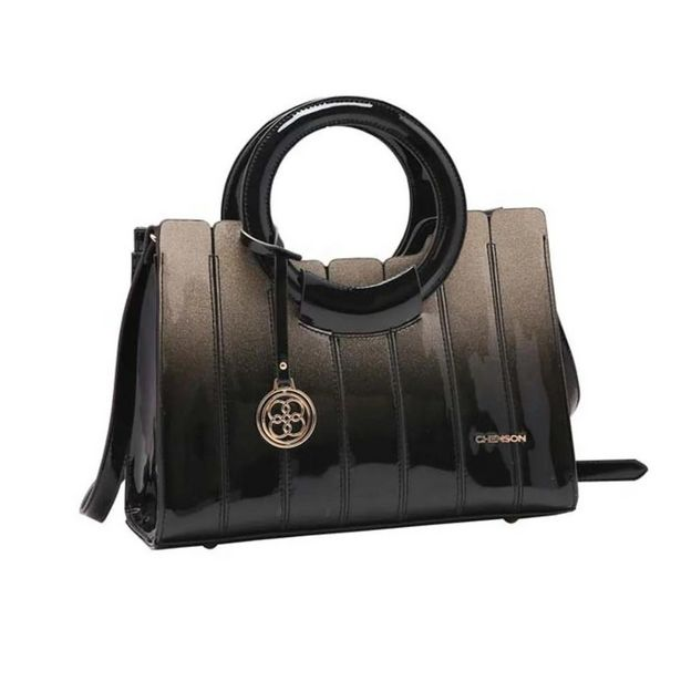 Oferta de Bolsa Feminina Chenson Gliter 3483172 por R$269,9