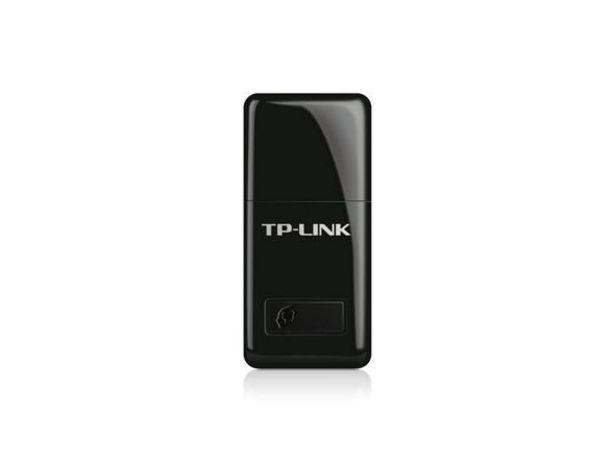 Oferta de TP-LINK Adaptador USB Wireless N 300MBPS por R$83,38