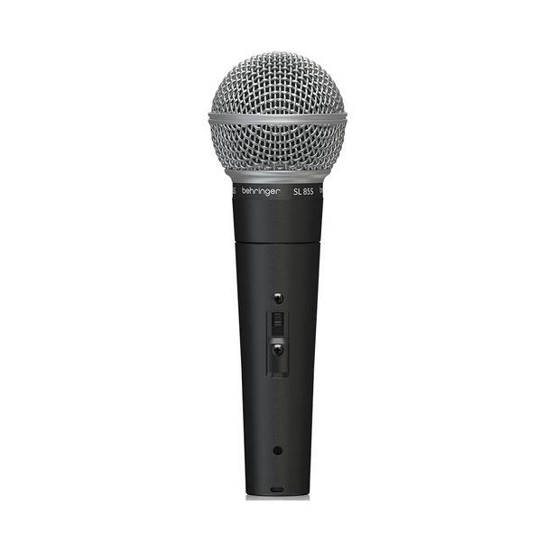 Oferta de Microfone Behringer Cardióide Dinâmico SL 85S - AC2220 por R$359,9