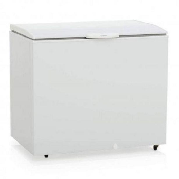 Oferta de Freezer Horizontal Skin Condenser 310L Profissional Gelopar Branco por R$2634,9