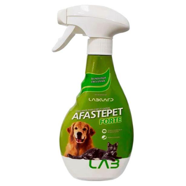 Oferta de Educador Afaste Pet Forte Spray 500ml Repelente por R$51,99