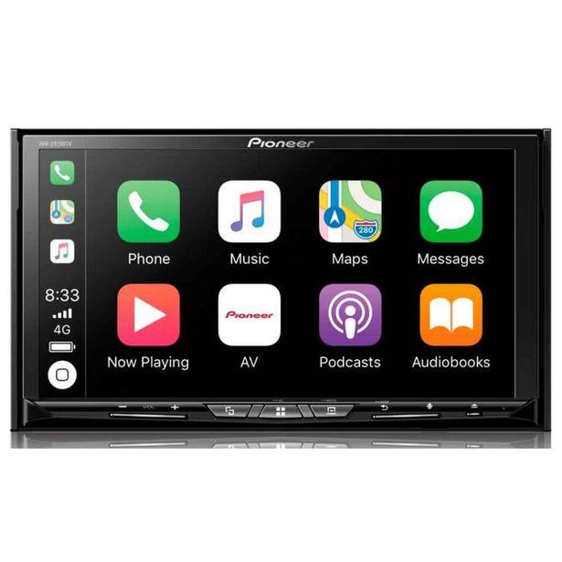 Oferta de Central Multimídia Pioneer Avh-Z5280tv 6.8 Dvd Player Tv Digital Bluetooth por R$1399