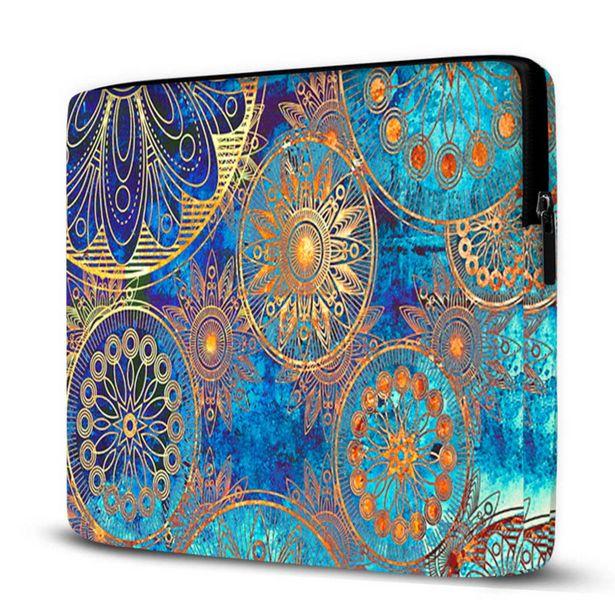 Oferta de Capa Para Notebook Filtro dos Sonhos Amuleto 15.6 À 17 Polegadas Com Bolso por R$77,94