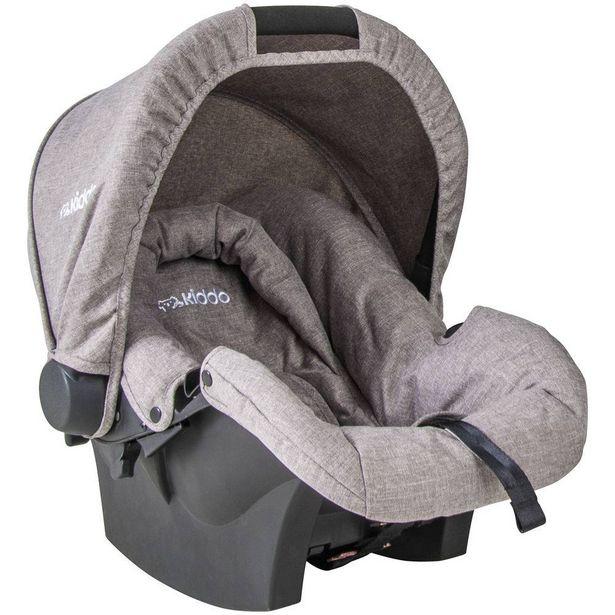 Oferta de Bebê Conforto - Nest - Melange - Cappuccino - Kiddo por R$299,88