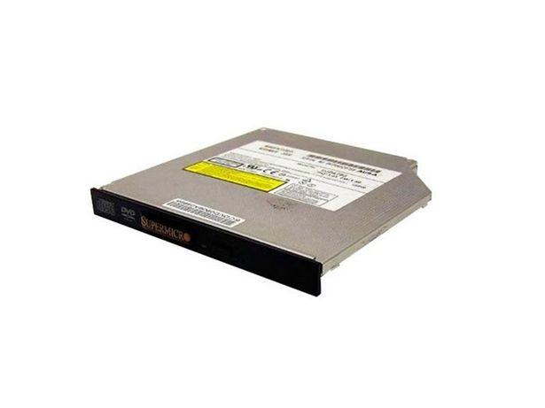 Oferta de Drive Optico Supermicro Dvm-Teac-DvdRW-Sbt3 Slim Dvd-RW Sata Para Gabinete Em Rack por R$434,61