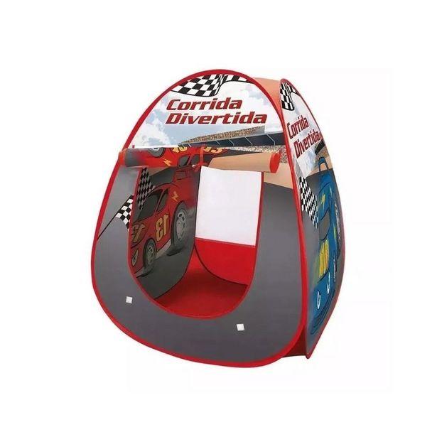 Oferta de Barraca Corrida Divertida Dm Toys - Ref.Dmt4691 por R$109,16