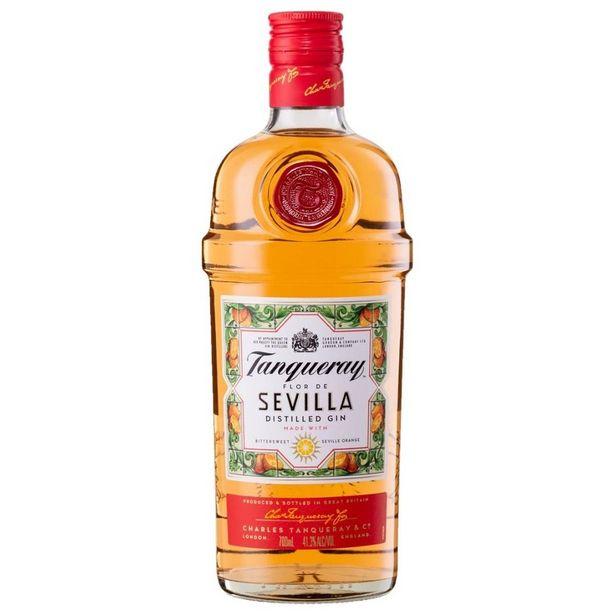 Oferta de Gin Flor de Sevilla Tanqueray Sevilla Garrafa - 700ml por R$189,9