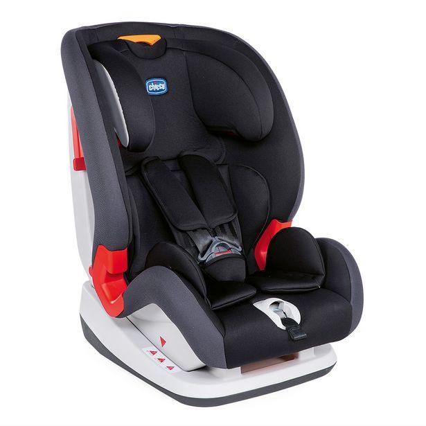 Oferta de Cadeira Para Auto Youniverse Jet Black - Cinto do Carro (9 A 36kg) por R$1299