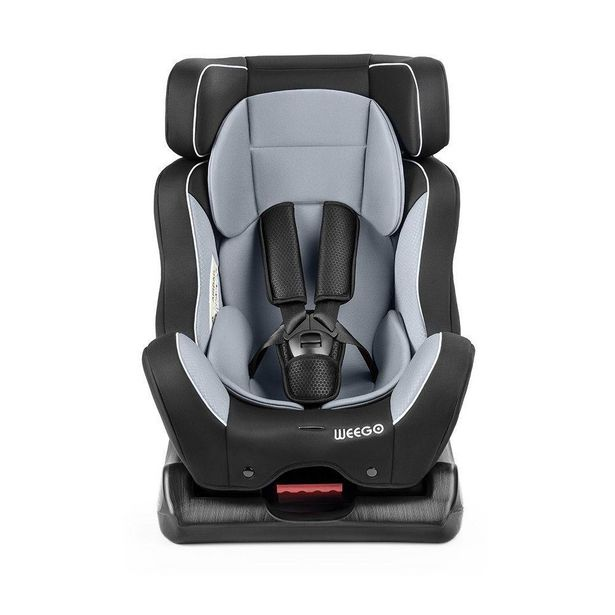 Oferta de Cadeira Para Auto Multilaser Weego 25kg Size4me Cinza - 4001 por R$489,9