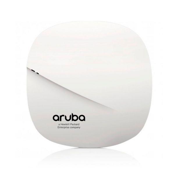 Oferta de Access Point HPE Aruba IAP-207 - 1300Mbps - Dual Band 2.4 GHz e 5 GHz - 21dBm - Gigabit - PoE - Aruba Beacon Bluetooth - Montável Em Teto Ou Parede - JX954A por R$1557,86