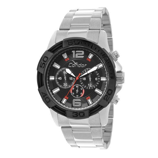 Oferta de Relógio Condor Masculino Bicolor - COVD54AB/3PCOVD54AB/3P por R$328,19