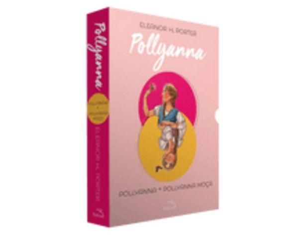 Oferta de Box - Pollyanna e Pollyanna Moça - 2 Volumes por R$34,9