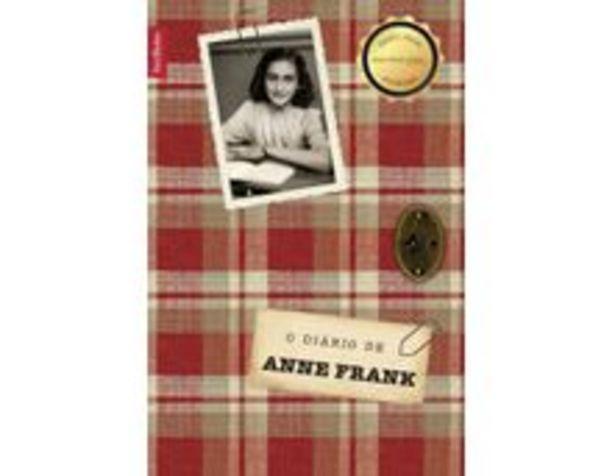 Oferta de O Diário De Anne Frank - Edição De Bolso por R$21,9