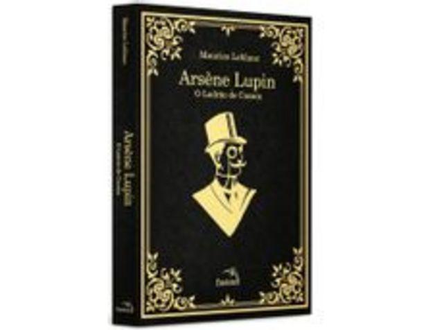 Oferta de Arsène Lupin, O Ladrão De Casaca por R$39,9