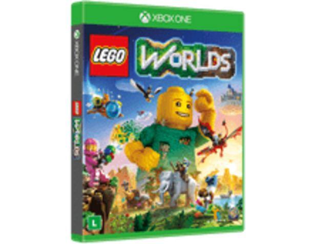 Oferta de Lego Worlds - Xbox One por R$95,9