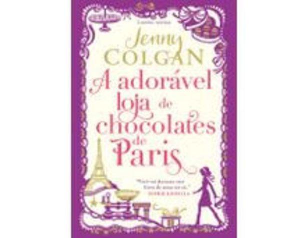 Oferta de A Adorável Loja De Chocolates De Paris por R$33,9