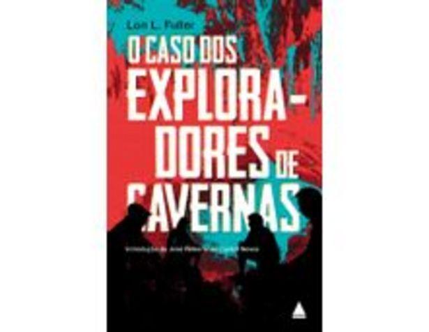 Oferta de O Caso Dos Exploradores De Cavernas por R$16,9
