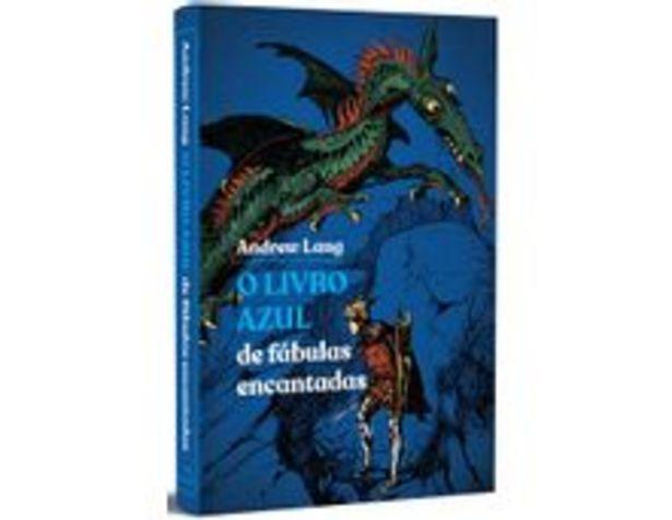 Oferta de O Livro Azul de fábulas encantadas por R$39,9