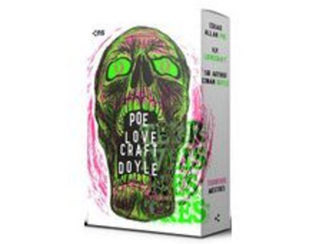 Oferta de Box Terríveis Mestres - 3 Volumes - Acompanha Pôster + Conteúdo Extra por R$34,9