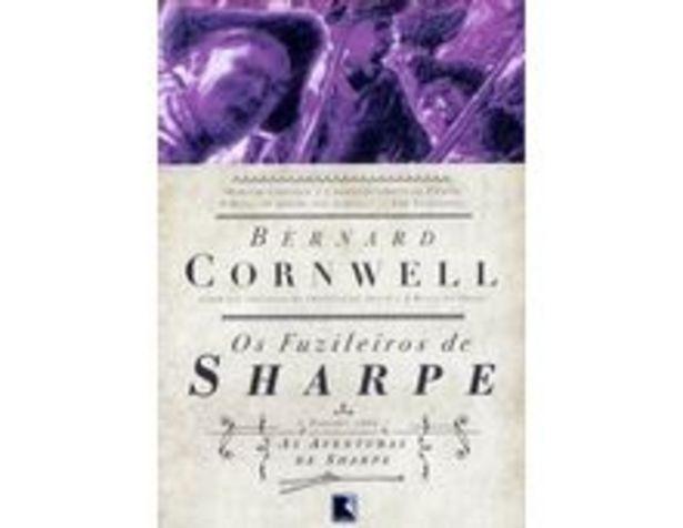 Oferta de Os Fuzileiros de Sharpe - As Aventuras de Sharpe por R$9,9